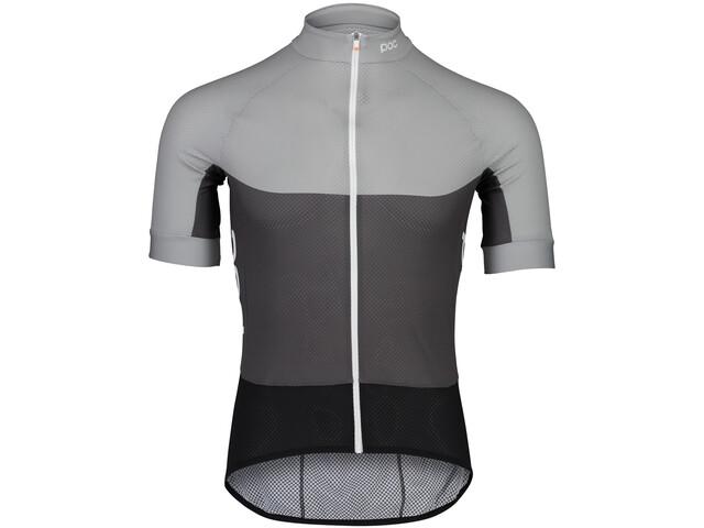 POC Essential Road Light Jersey Men alloy grey/sylvanite grey